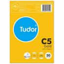 Tudor C5 kraft envelopes pack 50