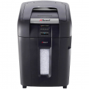 Rexel auto+500M stack and shred shredder microcut