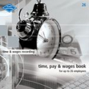 Zions time pay and wages book 6 - 26 employees