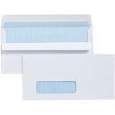 Cumberland 11B window envelopes self seal 80gsm 90 x 145mm box 500