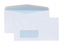Cumberland DL window envelopes self seal secretive 80gsm 110 x 220mm box 500
