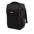 Kensington securetrek laptop overnight backpack 17 inch black