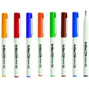 Artline 210 fineliner pen medium 0.6mm 8 colour assorted box 12
