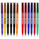 Artline 220 fineliner super fine 0.2mm 8 colour assorted box 12