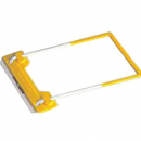 Avery tubeclip file fasteners yellow pack 10