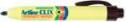 Artline 73 clix retractable permanent marker bullet black