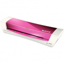 Leitz ilan home office laminator A4 pink