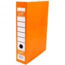 Bantex box file heavy duty 70mm FC mango