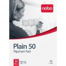 Nobo economy flip chart pad A1 50 sheets