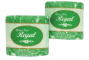 Regal green n save 2 ply toilet tissue 400 sheets roll box 48