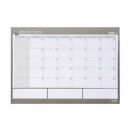 Bantex deskpad A4 undated monthly