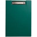 Bantex pvc clipfolder A4 green