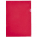 Beautone letter file A4 pack 10 red