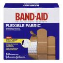 Band Aid fabric strips box 50