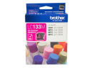 Brother lc-133m ink cartridge magenta