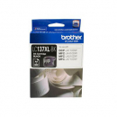 Brother lc-137xlbk ink cartridge high yield black