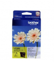 Brother lc-39y inkjet cartridge yellow