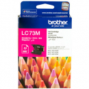 Brother lc-73m inkjet cartridge high yield magenta