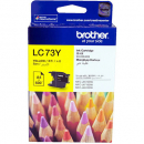 Brother lc-73y inkjet cartridge high yield yellow