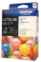 Brother lc-77xlbk inkjet cartridge high yield black