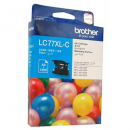 Brother lc-77xlc inkjet cartridge high yield cyan