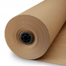 Ap kraft paper roll 70gsm 750mm x 320m brown