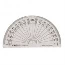 Protractor 180 degrees 100mm