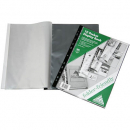 Colby insert bindermate display book 10 pocket
