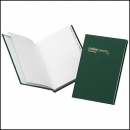 Collins notebook A5 240 page A-Z index green