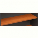 Rapid vibe bookcase shelf 900 x 300 x 25mm cherry