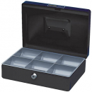 Esselte cash box classic no 10 250 x 150 x 80mm blue