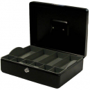 Esselte cash box classic no12 size 300 x 230 x 90mm black