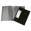 Colby harlequin insert display book 10 pocket