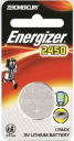 Energizer battery CR2450 card 1