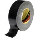Cloth tape 50mm x 25m black