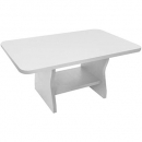 RAPID WORKER COFFEE TABLE 900 X 600MM GREY