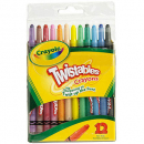 Crayola twistables crayons 165mm pack 12