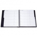 Debden 2700.V99 address book A4 wiro black