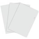 Deli ultra letter file clear box 100