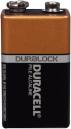 Duracell mn1604 alkaline battery coppertop 9 volt