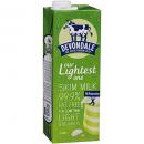 Long life skim milk 1 litre