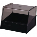 Esselte card box 76 x 127mm charcoal