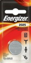 Energizer battery CR2025 card 1