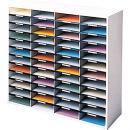 Fellowes literature sorter 48 compartments