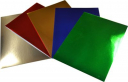 Rainbow foil board 510 x 640 assorted