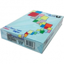Flying colours coloured A4 copy paper 80gsm 500 sheets ocean - blue