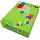 Flying colours coloured A4 copy paper 80gsm 500 sheets parrot green - emerald