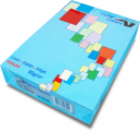 Flying colours coloured A4 copy paper 80gsm 500 sheets turquoise - marine blue