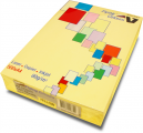 Flying colours coloured A4 copy paper 80gsm 500 sheets yellow