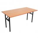 Rapidline folding table 1800 x 900mm beech
